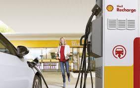 Shell Wil Snelladers Plaatsen Bij De Eigen Stations